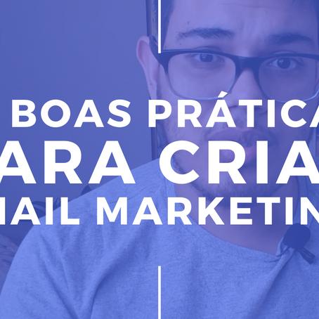 10 boas práticas para criar email marketing! [ESCAMPELO]
