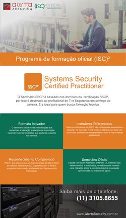 Email Certificação SSCP-ISC²