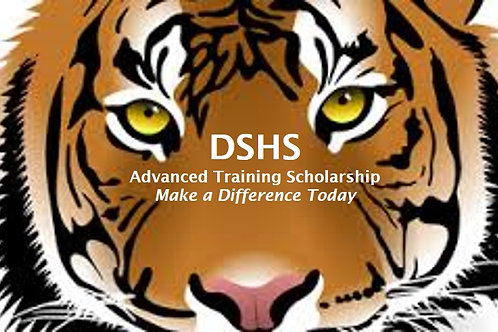 Advanced Training Scholarship Donation