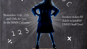 BE SURE TO CATCH 'MATILDA' AT SSMS