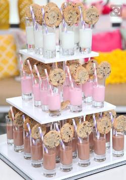 Milk & Cookies !