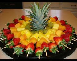 Fruit Platter !