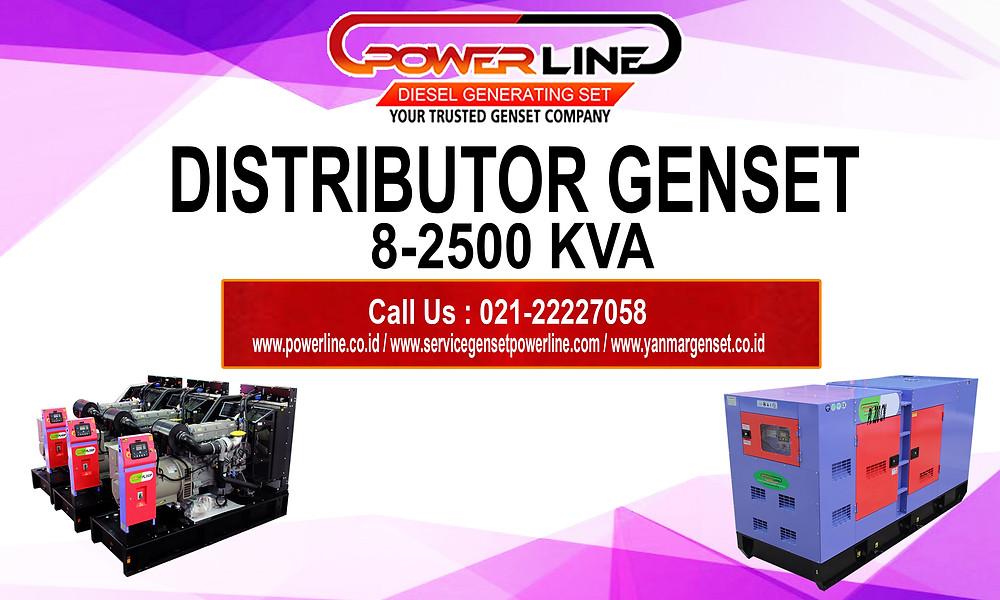 Distributor Genset