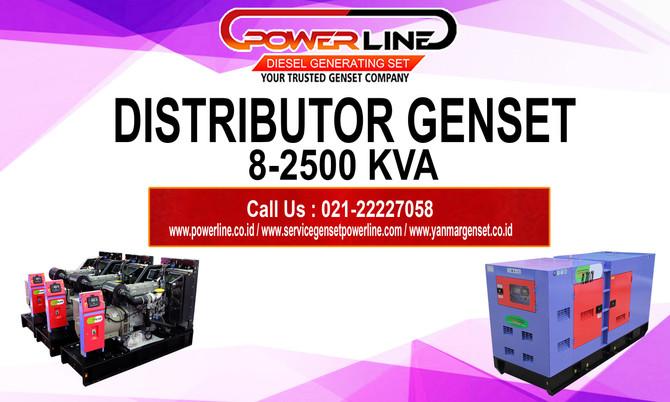 Distributor Genset 5 - 2500 KVA