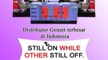 Distributor Genset Yanmar Indonesia