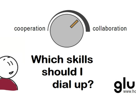 Building foundations for effective collaboration – cooperation skills