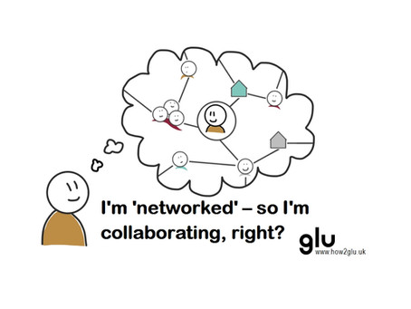 How do I make the best use of my networks for collaboration?