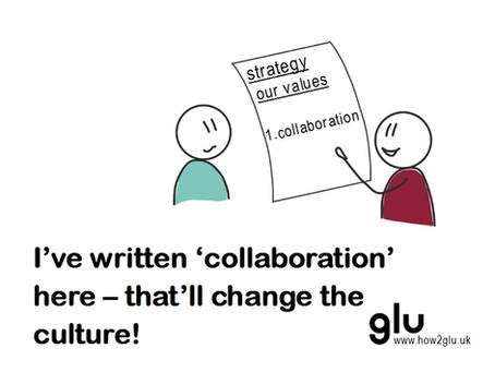 Creating collaborative culture takes leadership – what does that actually look like?