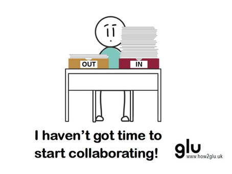 Can I manage my time better to collaborate? Part 1