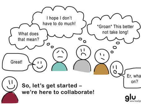Let's collaborate! But do you know what it means?