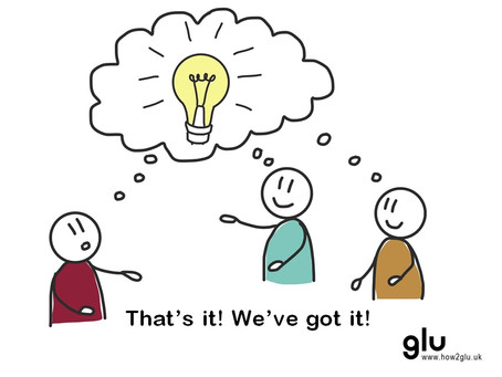 Do you need reasons to collaborate? Eureka moments and so much more...
