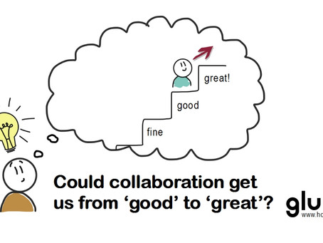 Why collaborate? Collaborate to inspire...