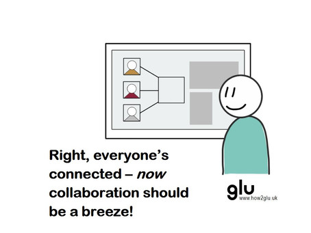 Communication for successful collaboration – much more than a platform...