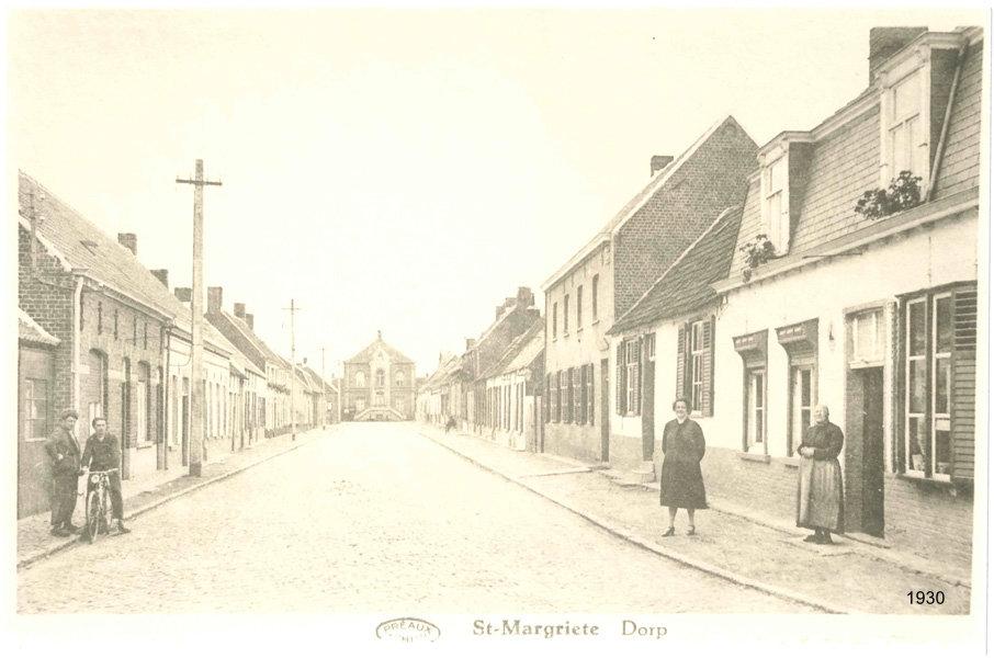Sint-Margriete - Dorp 1930.jpg
