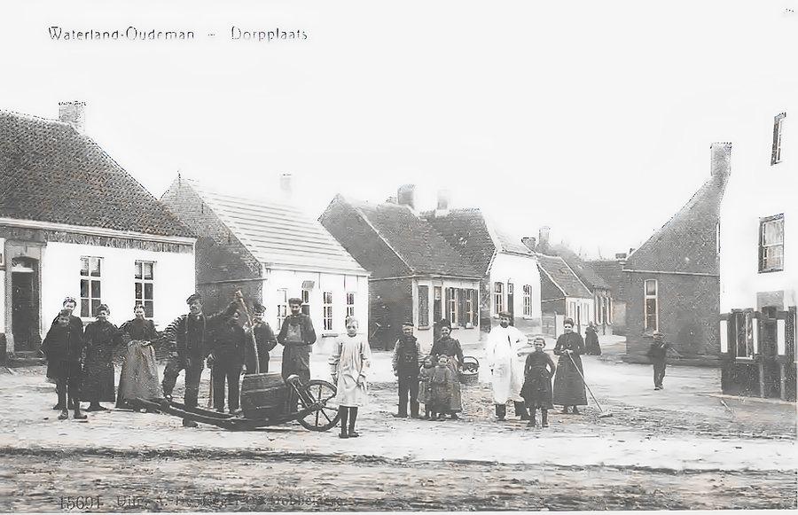 Waterland - Dorpplaats 1920 (eerste boek