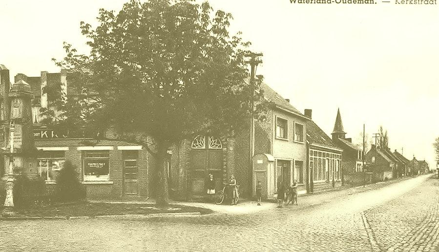 Waterland - Kerkstraat 1950 (eerste boek
