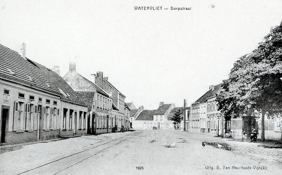 Watervliet - Dorpstraat 1925.jpg