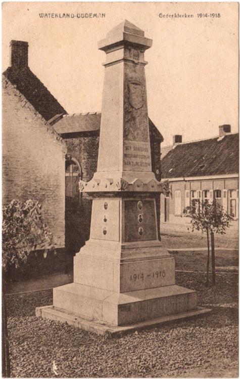 Waterland - gedenkteken 1914-18.jpg