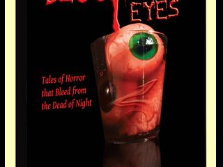 """""""BLOODSHOT EYES"""" to be Published in November"""
