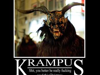 """THE 12 SLAYS OF KRAMPUS"" is Coming Soon"