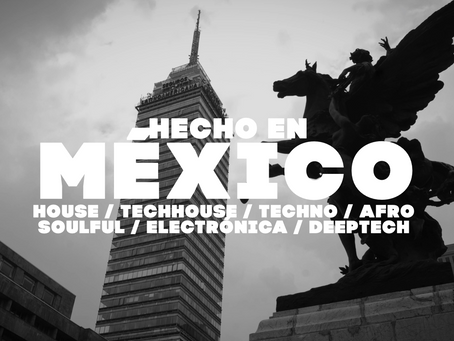 La nueva democracia de la música electrónica en México. Por Jairo Guerrero