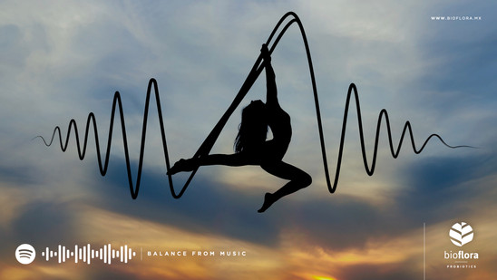 Balance desde la Música - Bioflora / probiotics