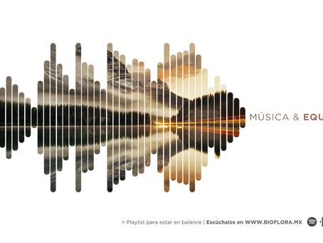 Playlist en Balance. La nueva campaña para Bioflora de SoyJairoGuerrero/Creative Consulting