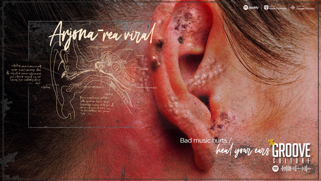 Bad Music Hurts / Heal Your Ears - The Groove Culture