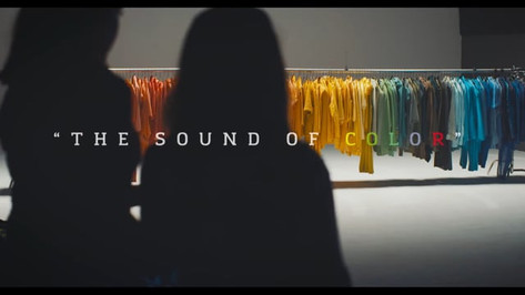 The Sound of Colour.