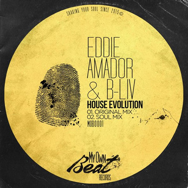 B-Liv / Eddie Amador - House Evolution