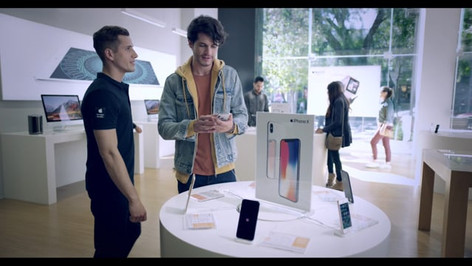 Apple iPhone X - Navidad