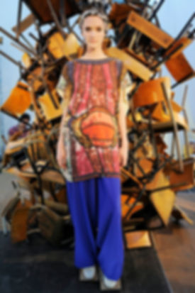 Patrick Croes Textile Prints for Jean-Paul Lespagnard Somewhere in Between Paris