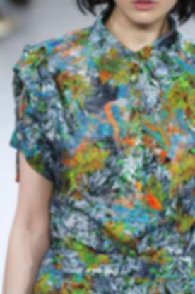 Patrick Croes Textile Prints for Jean-Paul Lespagnard I see 'em Paris