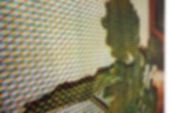 Patrick Croes Paintings Stencils, sprays, bleach, gold glitter, wood burn, Prix de la gravure et de l'image imprimée,Centre de la Gravure et de l'Image imprimée, La Louvière