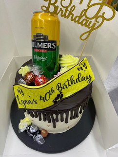 Bulmers Cake