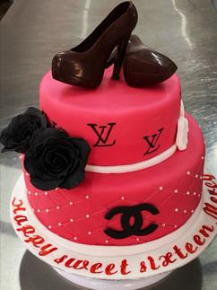Two Tier Black Rose Cake.jpeg