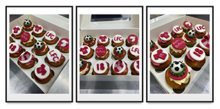 Liverpool Cupcakes