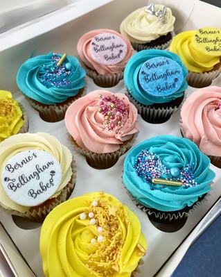 Baby Shower Cupcakes (Standard Box)