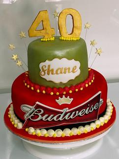 Budweiser Two Tier Cake.jpeg