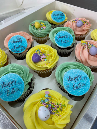 Easter Cupcakes (Standard Box)