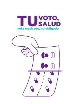 Tu voto, tu salud