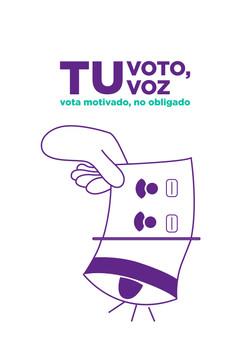 Tu voto, tu voz
