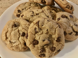 My Big Fat Chewy Chocolate Chip Cookies