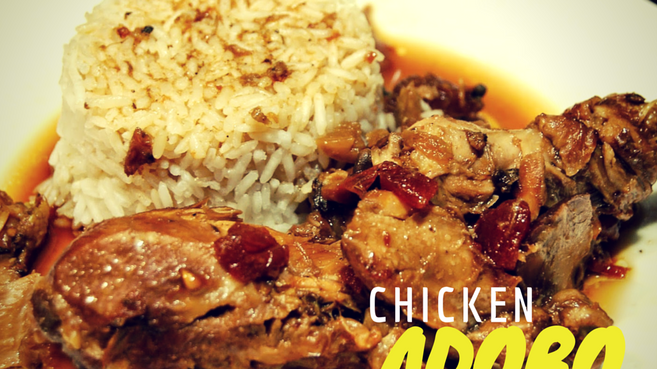 Filipino Chicken Adobo (GF)
