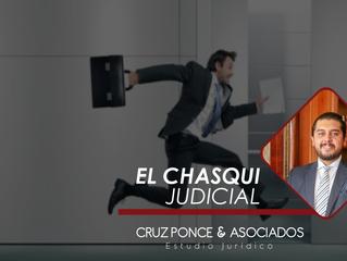 EL CHASQUI JUDICIAL