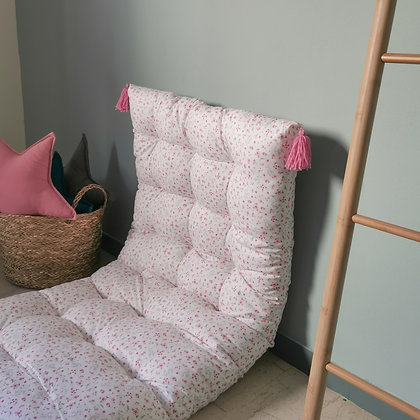 Pinky Floral cushion