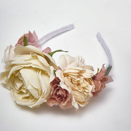 Marshmallow headband