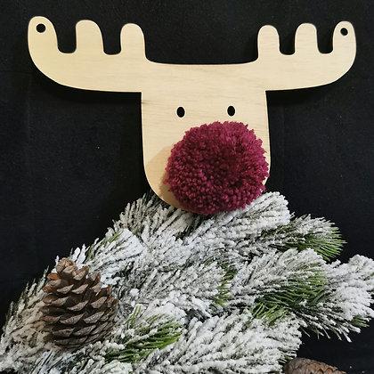 Mulled wine Reindeer (set of 3)