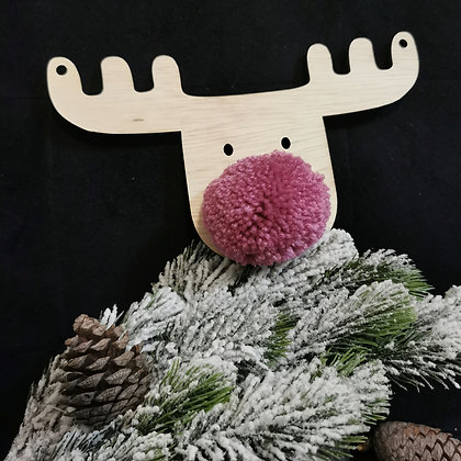 Pinky Reindeer (set of 3)