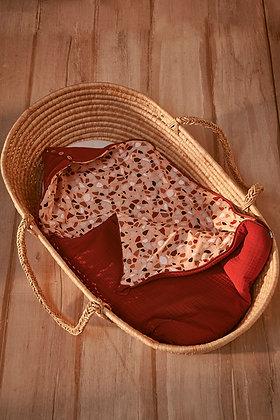 Terrazzo maroon sleeping bag